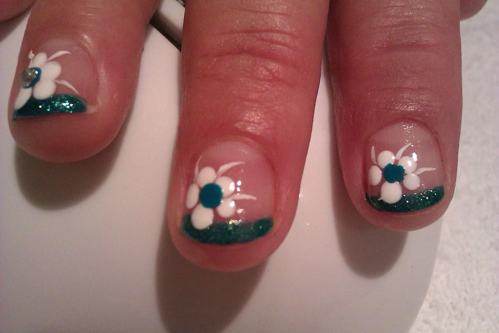 Diy Glitter Nail Polish Design