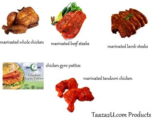 Taaza foods products | by myhalalkitchen3