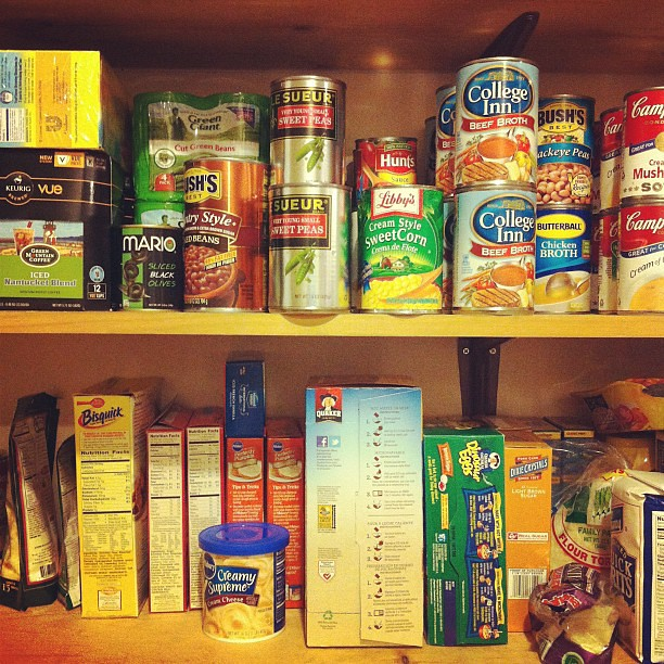 Canned Food Storage Organizers