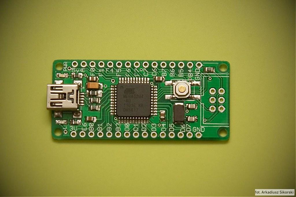 Arduino Micro with Headers - 5V 16MHz - ATmega32u4