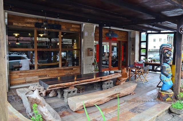 頭城幸福空間咖啡海鮮002
