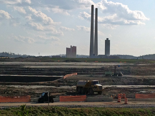 Cleaning Up the Coal Ash at TVA's Kingston Fossil Plant | by appalachian.voices