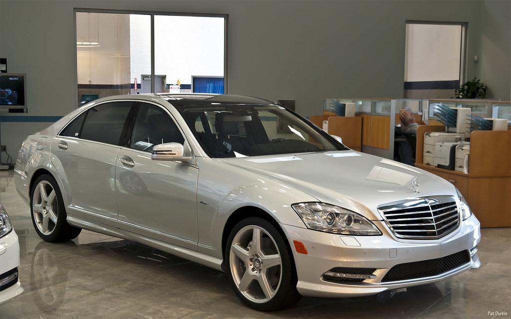 2012 mercedes bens s550 sedan brilliant silver fvr for Mercedes benz s550 price 2012