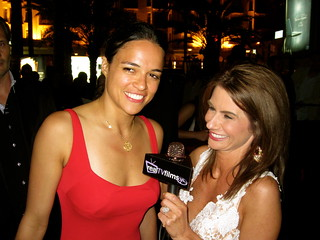 Michelle Rodriguez, Lynn Maggio, Captain Paul Watson Event, Cannes Film Festival 2012 | by Real TV Films
