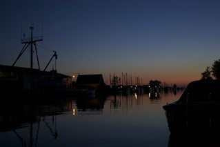 Sunset in the port | by Bfoto's@