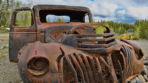 Abandoned Oilfield Truck | by G. Morgenweck