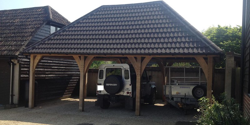 Timber Framer - Garages & Doors