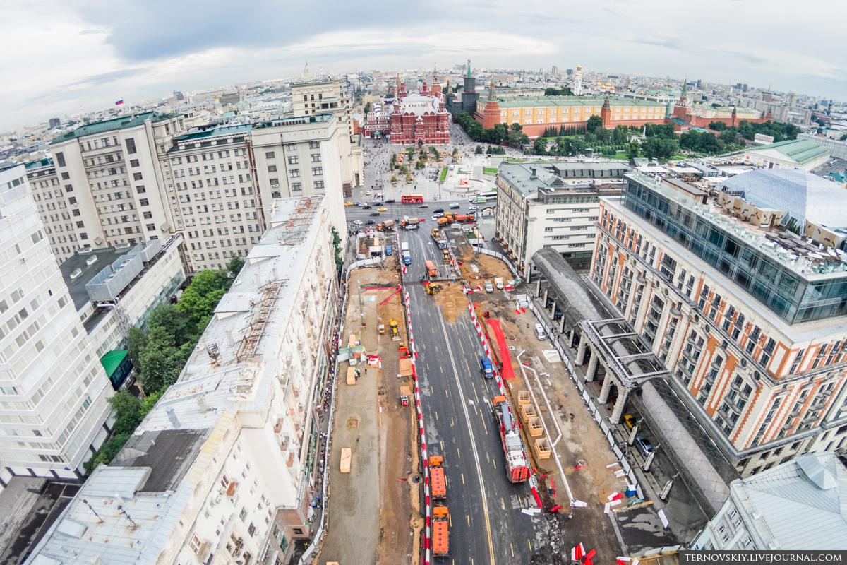 Начало-Тверской-улицы,-вид-в-сторону-Кремля-mini