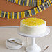 Tart Lemon Layer Cake for Mother's Day Craft Photo Shoot