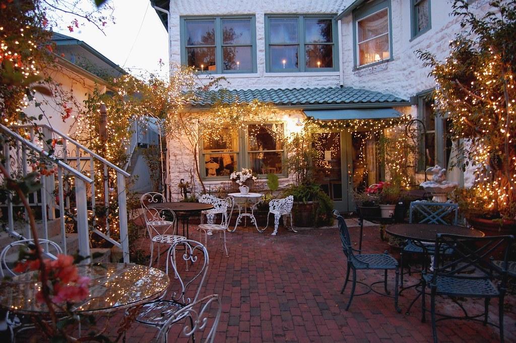 Garden Gate Tea Room | Moonstones Gypsy Heart | Flickr