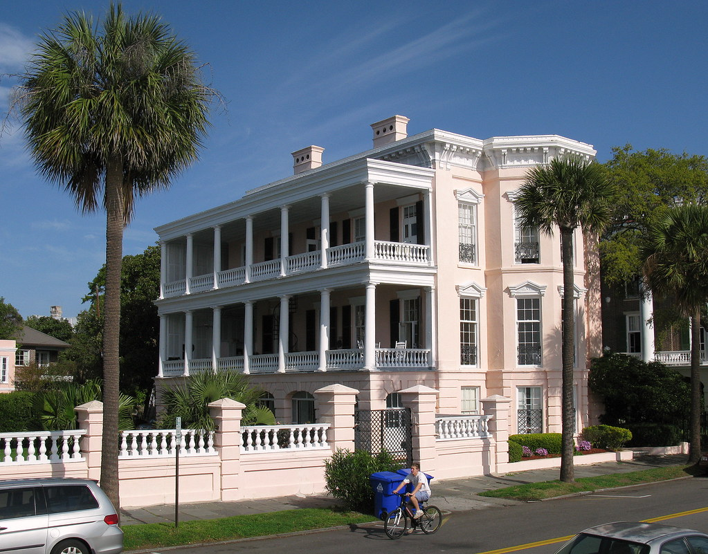 Bed And Breakfast In Charleston S