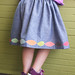 colored leaves skirt