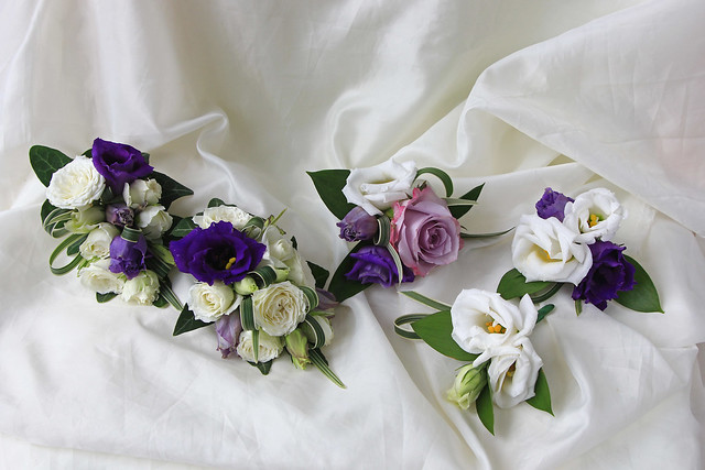 Wedding Flowers And Corsages : Wedding flowers corsages and buttonholes flickr