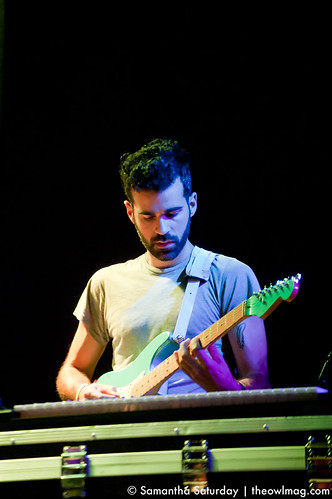 Geographer @ The Constellation Room, Santa Ana 7/12/12 | by The Owl Mag
