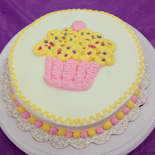 Cake Decorating Course Rhyl : Wilton #cake decorating course 1 class 2 jenna4m Flickr
