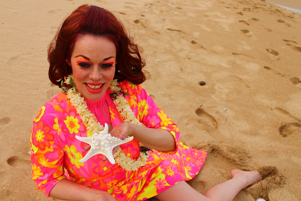photo of Lady Miss Kier in Hawaii in jhonny rox -hollywood