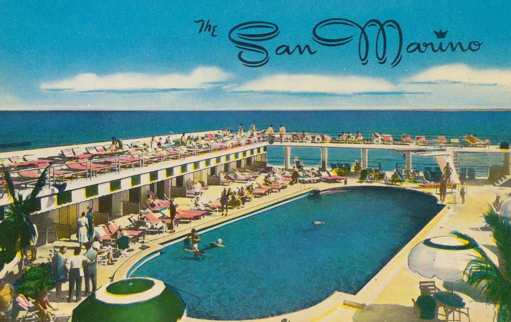 South Beach Hotels >> The San Marino - Miami Beach, Florida | Directly on the ...
