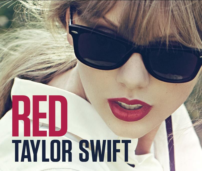 Taylor Swift RED alternative album artwork   just ordered ...