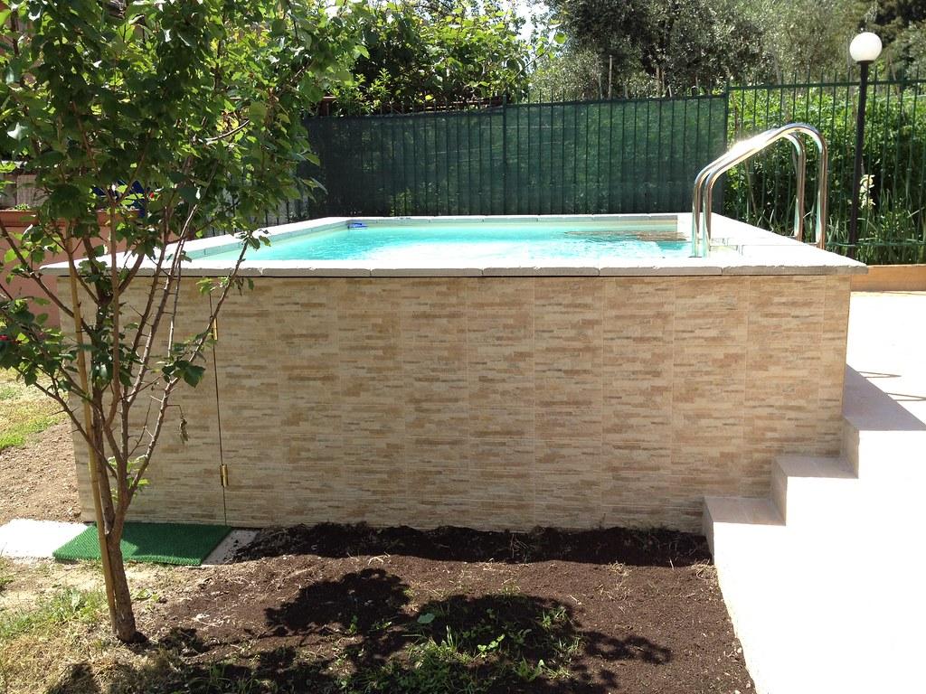 dv gold pannello a piastrelle 1 piscina fuoriterra. Black Bedroom Furniture Sets. Home Design Ideas