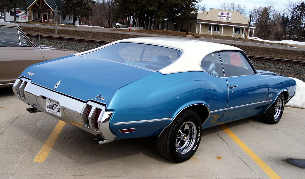 70 Oldsmobile Cutlass Supreme | Follow this link for more ...
