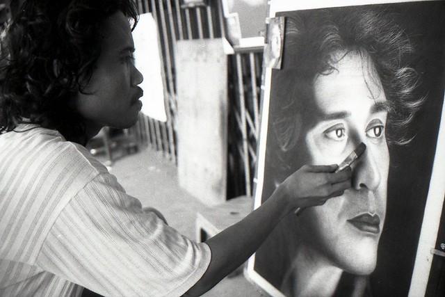 Painting Iwan Fals | Flickr - Photo Sharing!