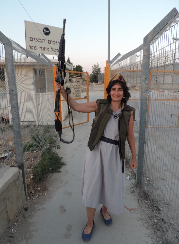 Израильская военщина-1