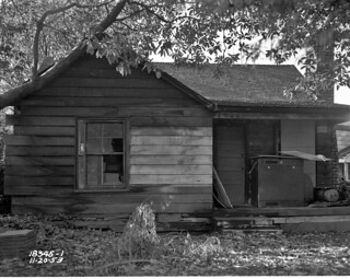 Dilapidated house in Magnolia, 1953 | by Seattle Municipal Archives