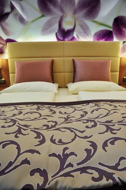 Neue orchideenzimmer im hotel vier jahreszeiten