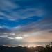 Moonrise Over Roanoke, Virginia