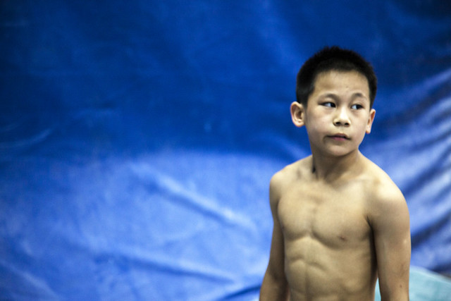 Young Gymnast | Flickr - Photo Sharing!