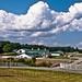 Summer Clouds ~ Pineland Farms, New Gloucester