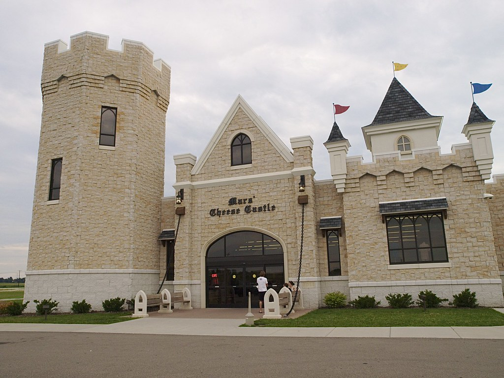 cheese castle wisconsin