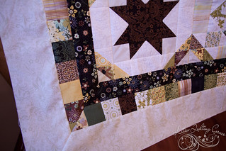 """Unnamed"" Quilt - Origins by Basic Grey fabric by Moda - Design by Kimberly Einmo 