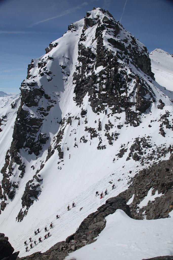 Πέρασμα Rosablanche - 3160 m.