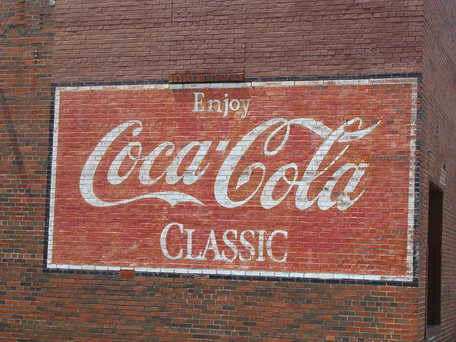 coca cola wall mural flickr photo sharing
