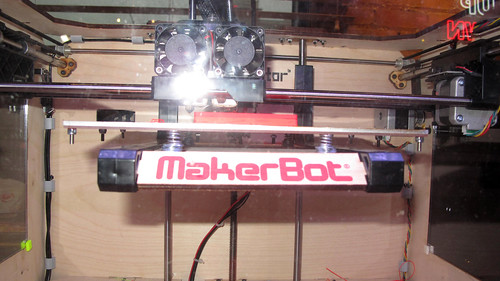 The MakerBot 3d printer | by joemurphy