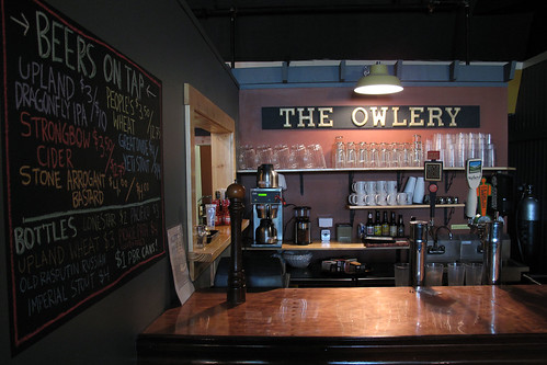 Beer On Tap At The Owlery | by Indiana Public Media