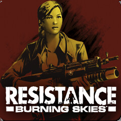 Resistance: Burning Skies - Ellie | by PlayStation.Blog