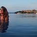Girl Bathing, Lago di Bolsena