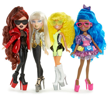 New Bratz Style Starz Group Pic With Sasha And All The Gir Flickr