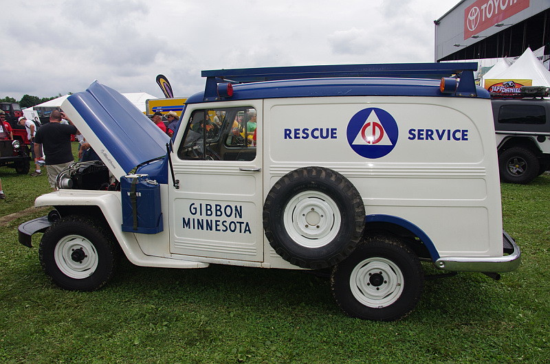 Willys Civil Defense Panel Delivery Wagon Imgp2851 Flickr