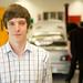 Former motorsport student secures prestigious Bentley placement