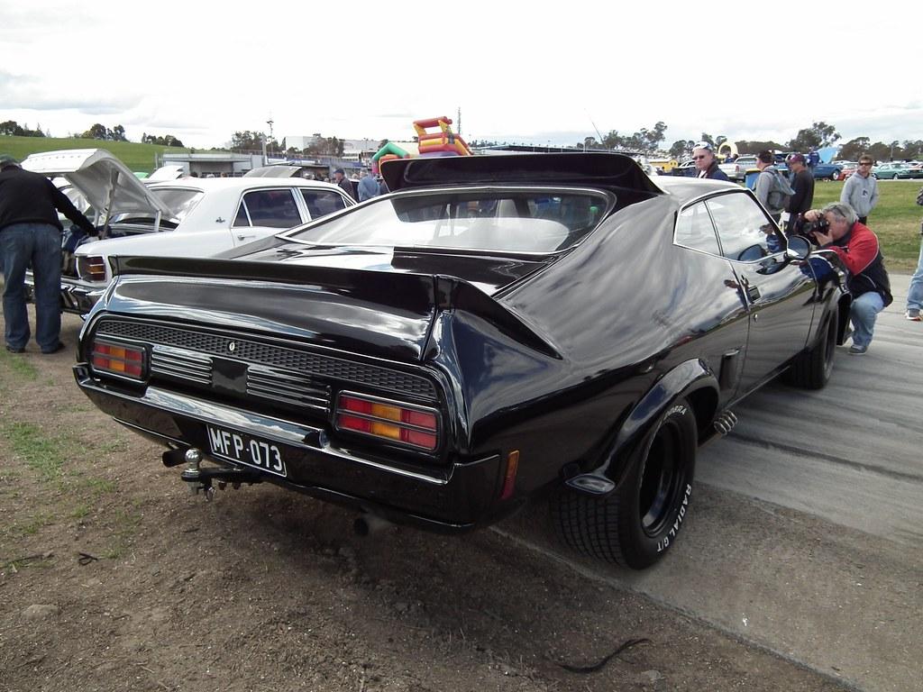 Mad Max Car For Sale >> 1973 Ford XB Falcon GT hardtop - Mad Max Interceptor repli… | Flickr