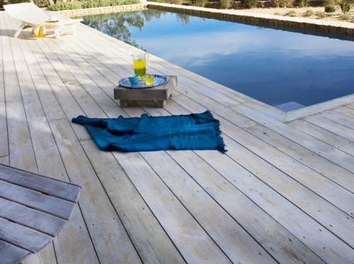 White Washed Decking Found Online Heath Ashli Flickr