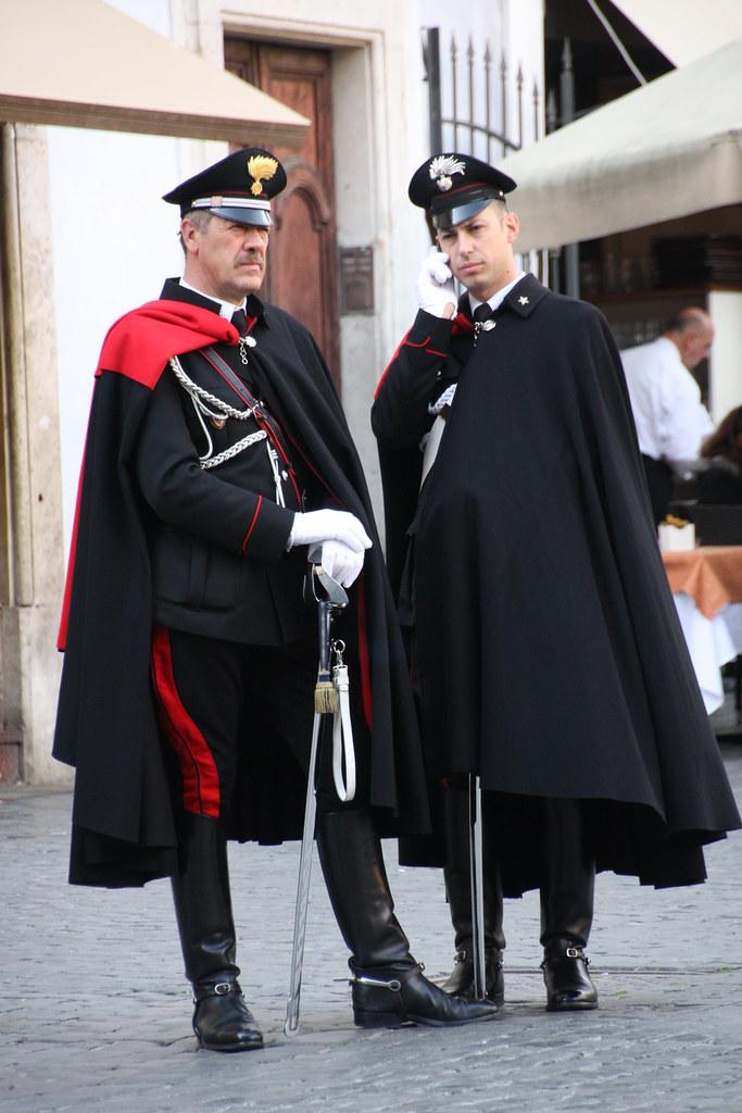 carabinieri carabinieri is the national military police