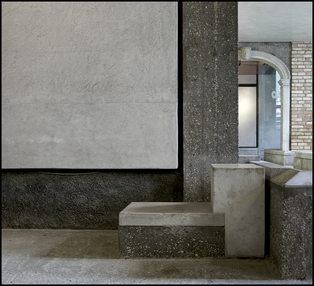Carlo scarpa architecture brion altivole italy detail for Interieur architect