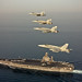 USS Abraham Lincoln action [Image 3 of 3]