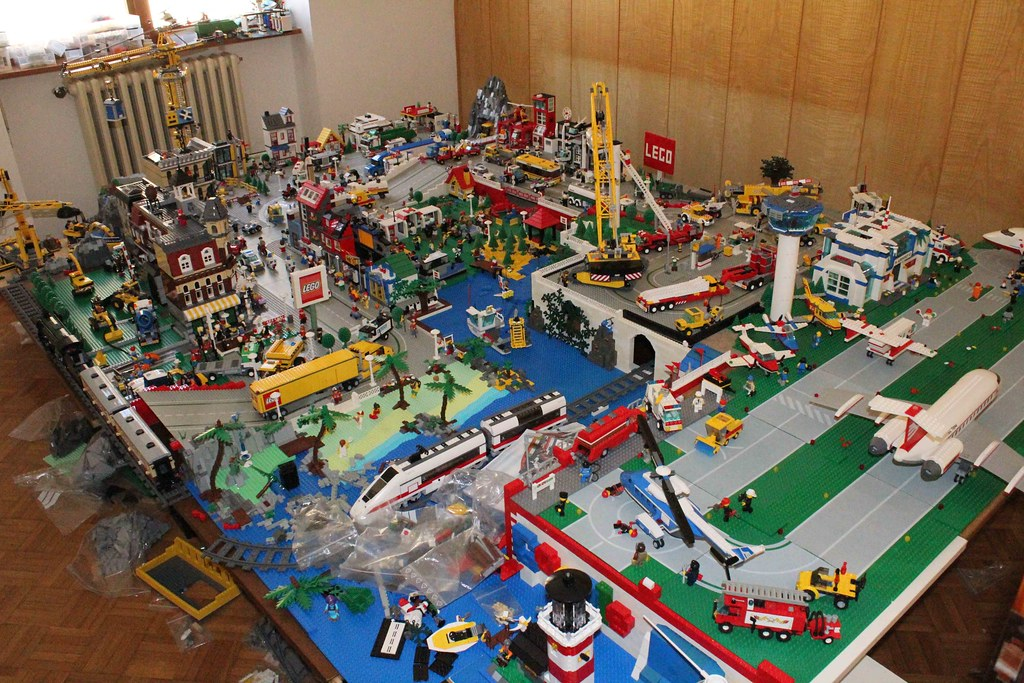 My Lego City | Fedro DB | Flickr
