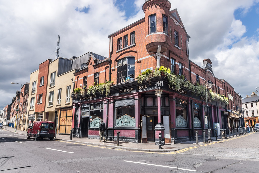 Stoneybatter Dublin Stoneybatter Is An Area Situated