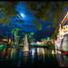 Moon over Echo Lake - Hollywood Studios